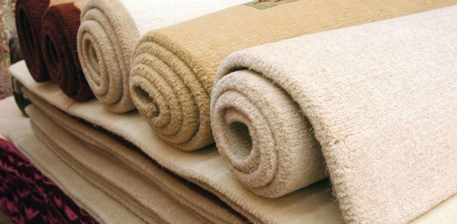 How to choose a carpet on the floor of quality: Types of coatings + stacking order step by step
